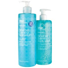 bliss fabulous foaming favorites set