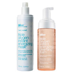 bliss triple oxygen energizing set