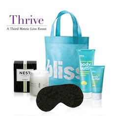 bliss + thrive wellness kit