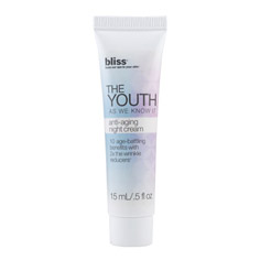 youth as we know it night cream