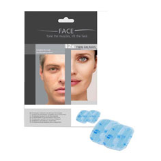 bio-medical research face replacement gelpads