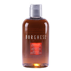 borghese shampoo purificante cleansing treatment for the hair and scalp