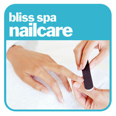 head over 'peels' pedicure