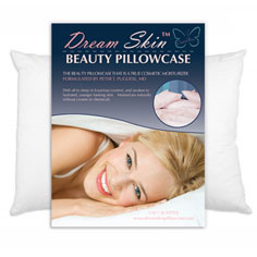 dreamskin anti-aging beauty pillow case