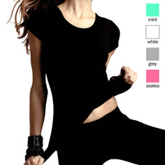 cass luxury shapewear cap sleeve shaper top