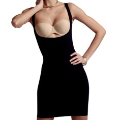 cass luxury shapewear underbust dress