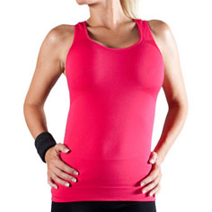 lytess excelsport fitness top (fushia)
