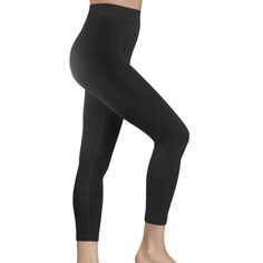 shape & slim second skin activ'wear leggings