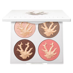 chantecaille the coral reefs palette