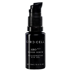 circ-cell abo +|- blood serum rejuvenating eye gel