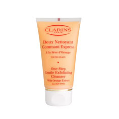 gift: clarins one-step gentle exfoliating cleanser 2.7 oz