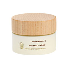 comfort zone sacred nature nourishing anti-aging rich day cream