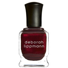 deborah lippmann through the fire nail lacquer