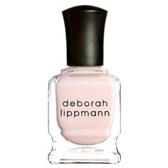deborah lippmann nail lacquer (baby love)