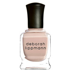 deborah lippmann nail lacquer (naked)