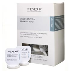 ddf discoloration reversal pods