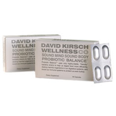 david kirsch's probiotic balance