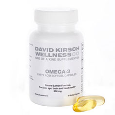 david kirsch wellness one of a kind omega-3