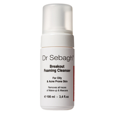 dr. sebagh breakout foaming cleanser