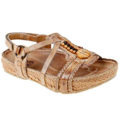 kalsØ earth® embrace sandal (sand)