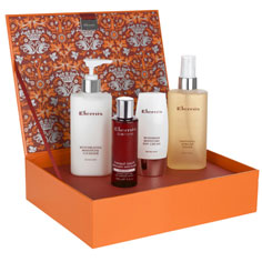 elemis supreme glow gift set