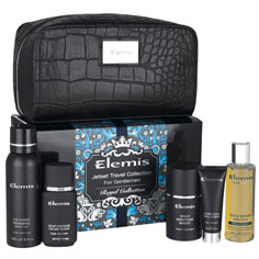 elemis jet set travel collection for gentlemen