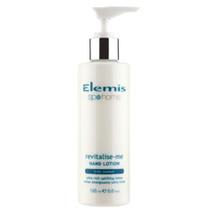 elemis revitalise-me hand lotion