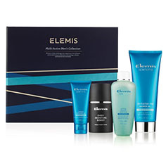 elemis multi-active men's collection