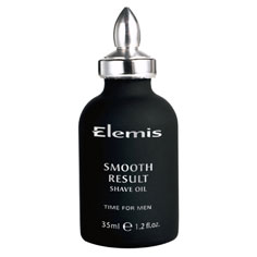 elemis time for men smooth result shave oil