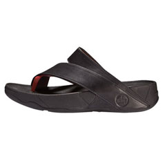 FitFlop Sling Slide (black)