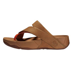 FitFlop Sling Slide (tan)