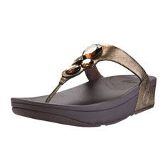 FitFlop Lunetta (pale bronze)