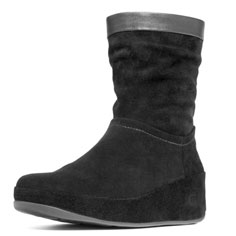 FitFlop Crush Boot (black)