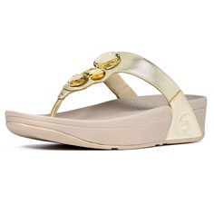FitFlop Lunetta™ (gold)
