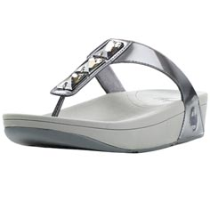 FitFlop Pietra (pewter)