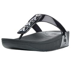 FitFlop Pietra (black)
