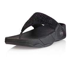 FitFlop Rokkit (black diamond)