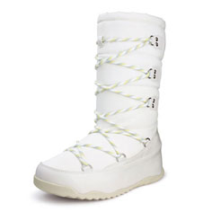 FitFlop Blizz Boot (bright white)