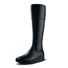 FitFlop Charley Boot (black leather)