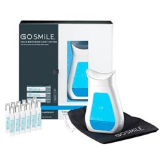 go smile smile whitening light system