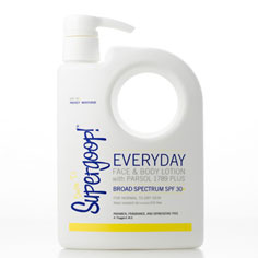 supergoop! spf 30+ endless summer pump 18 oz