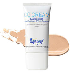 supergoop! spf 35 daily correct cc cream (light-medium)