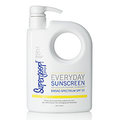 supergoop! spf 50 everyday sunscreen 18 oz