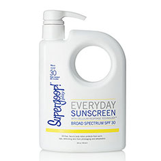 supergoop! spf 30 everyday sunscreen 18 oz