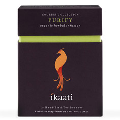ikaati purify organic herbal infusion
