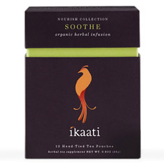 ikaati soothe organic herbal infusion