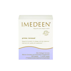imedeen prime renewal for post-menopausal skin, ages 50+ (1 month supply)