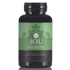 jou cold and flu remedy herbal supplement