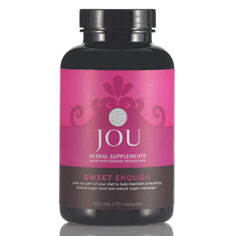 jou sweet enough herbal supplement