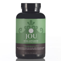 jou tranquility herbal supplement